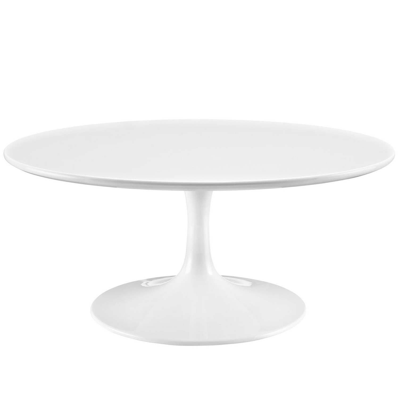 Modway Lippa 36 Coffee Table - White
