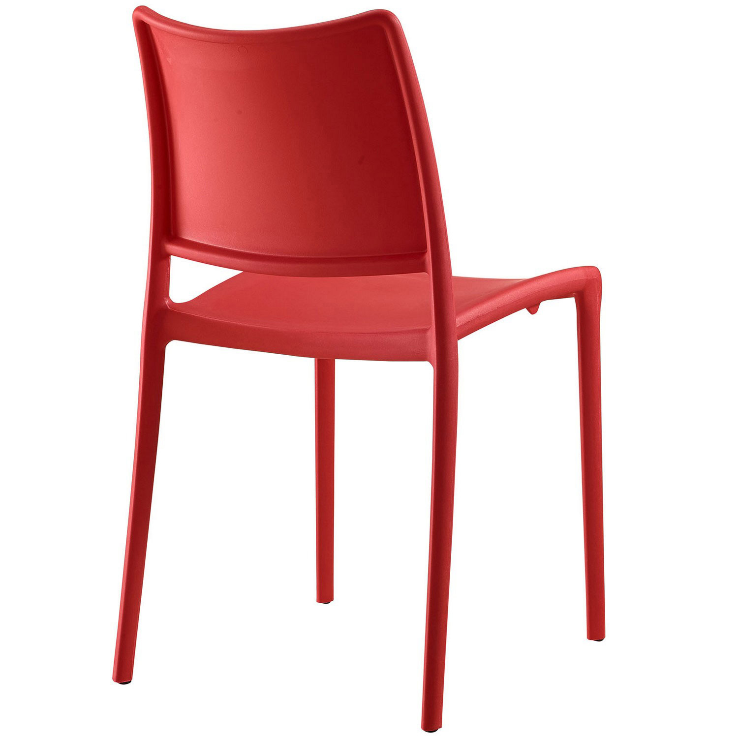 Modway Hipster Dining Side Chair - Red