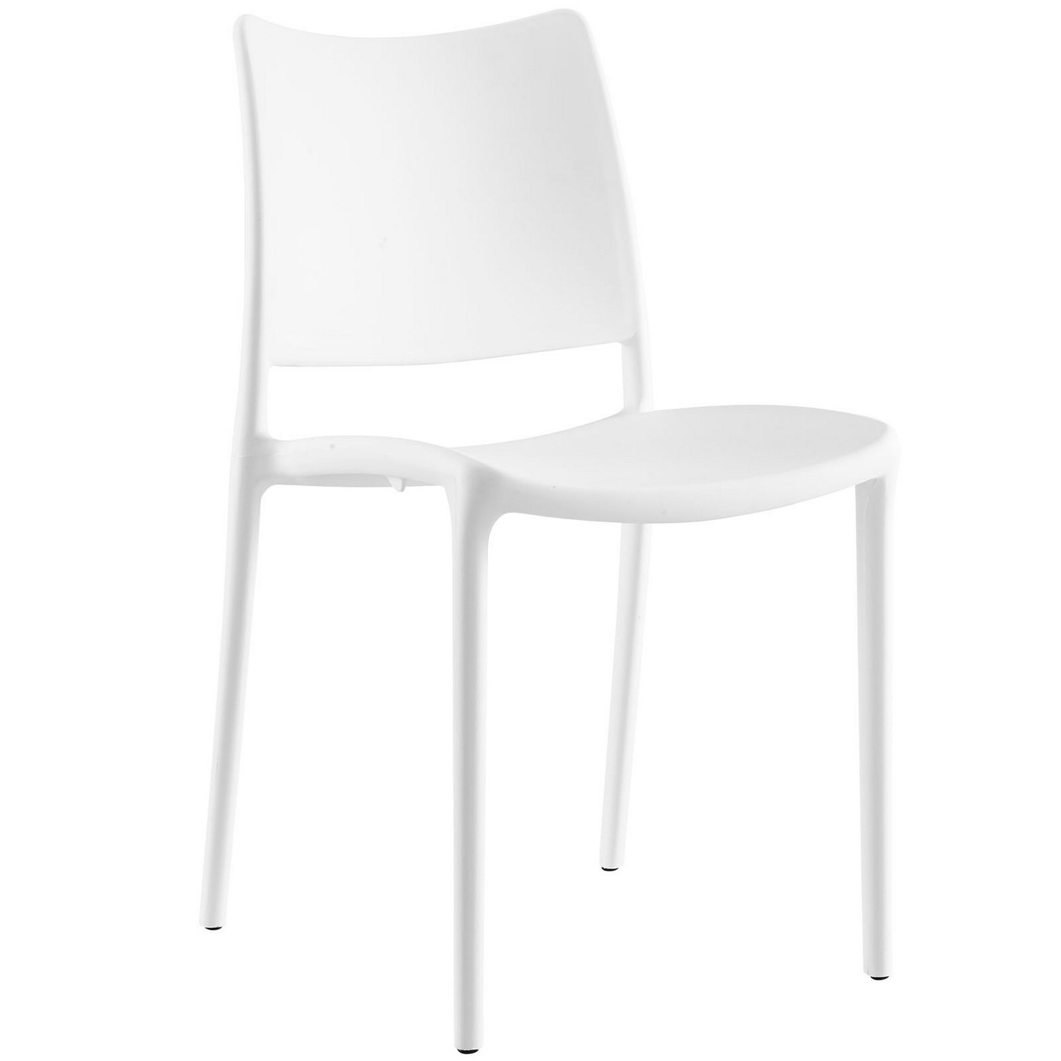 Modway Hipster Dining Side Chair - White