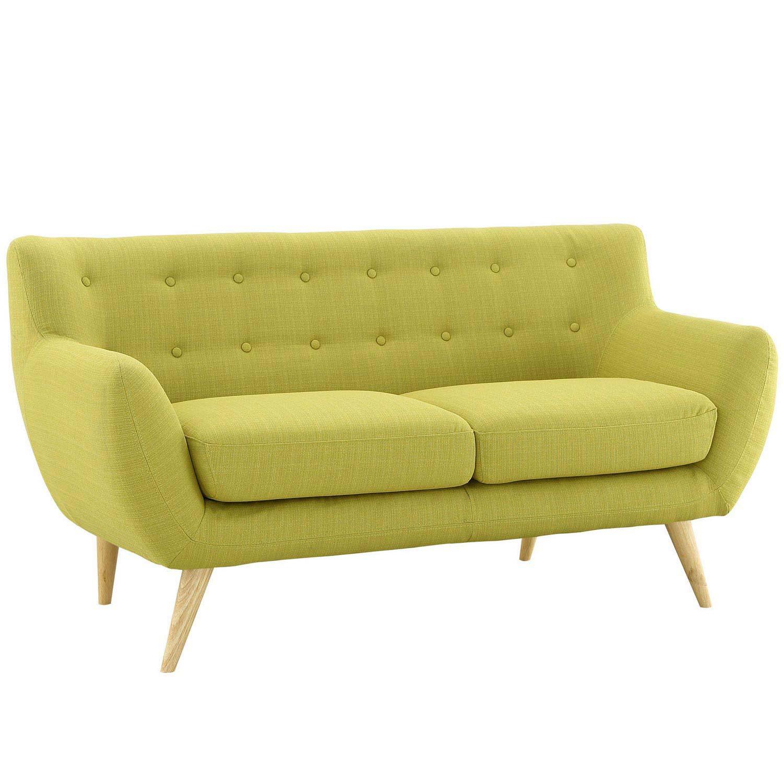 Modway Remark 3 Piece Living Room Set - Wheat