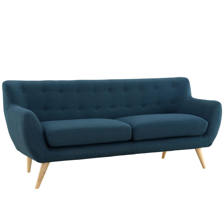 Modway Remark 2 Piece Living Room Set - Azure