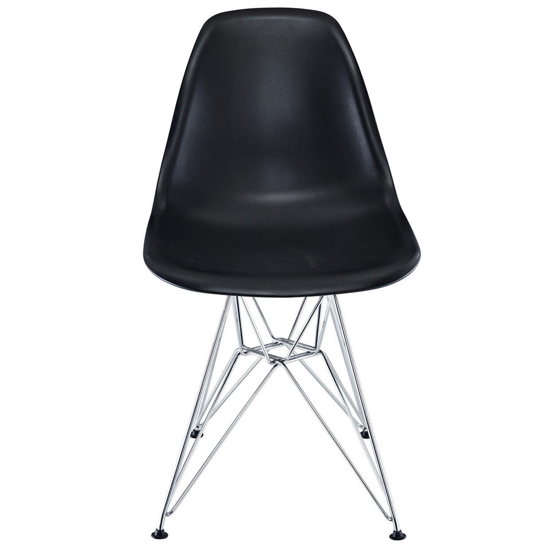 Modway Paris Dining Side Chair - Black