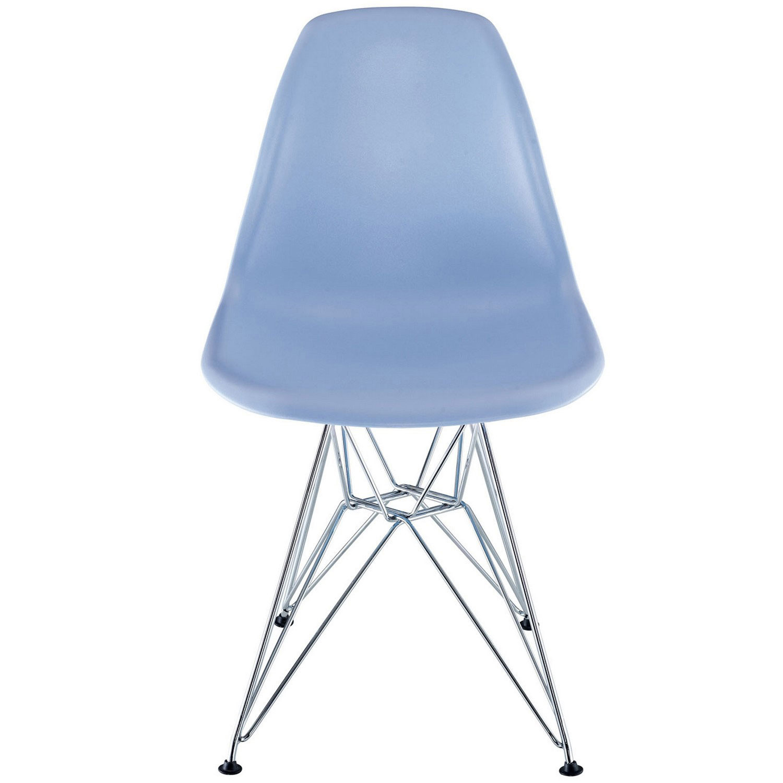 Modway Paris Dining Side Chair - Blue