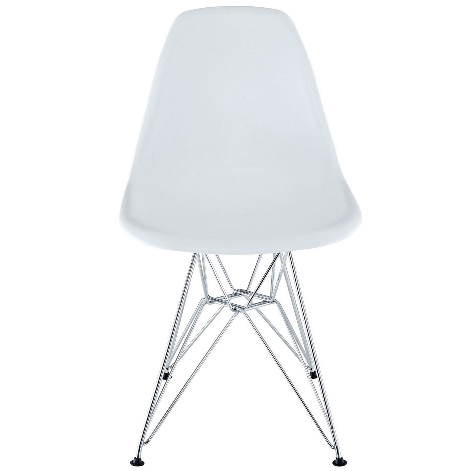 Modway Paris Dining Side Chair - White