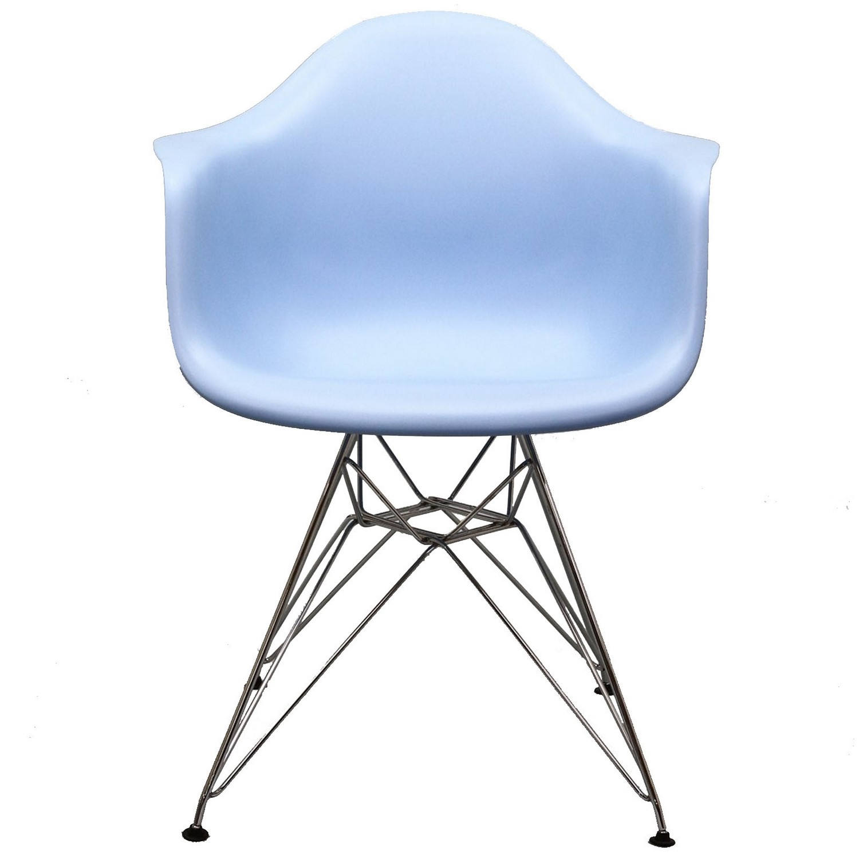 Modway Paris Dining Armchair - Blue