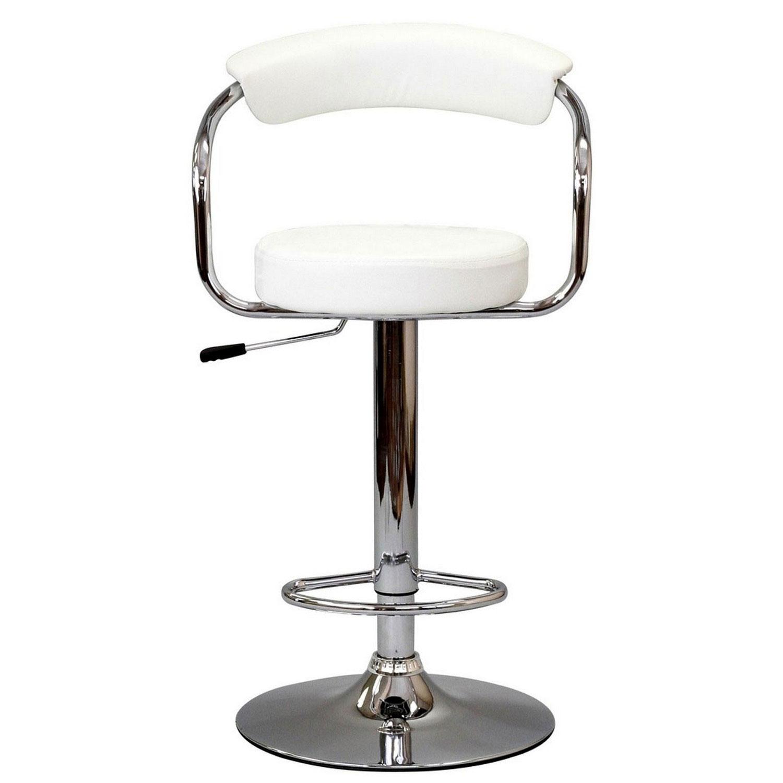 Modway Diner Bar Stool - White