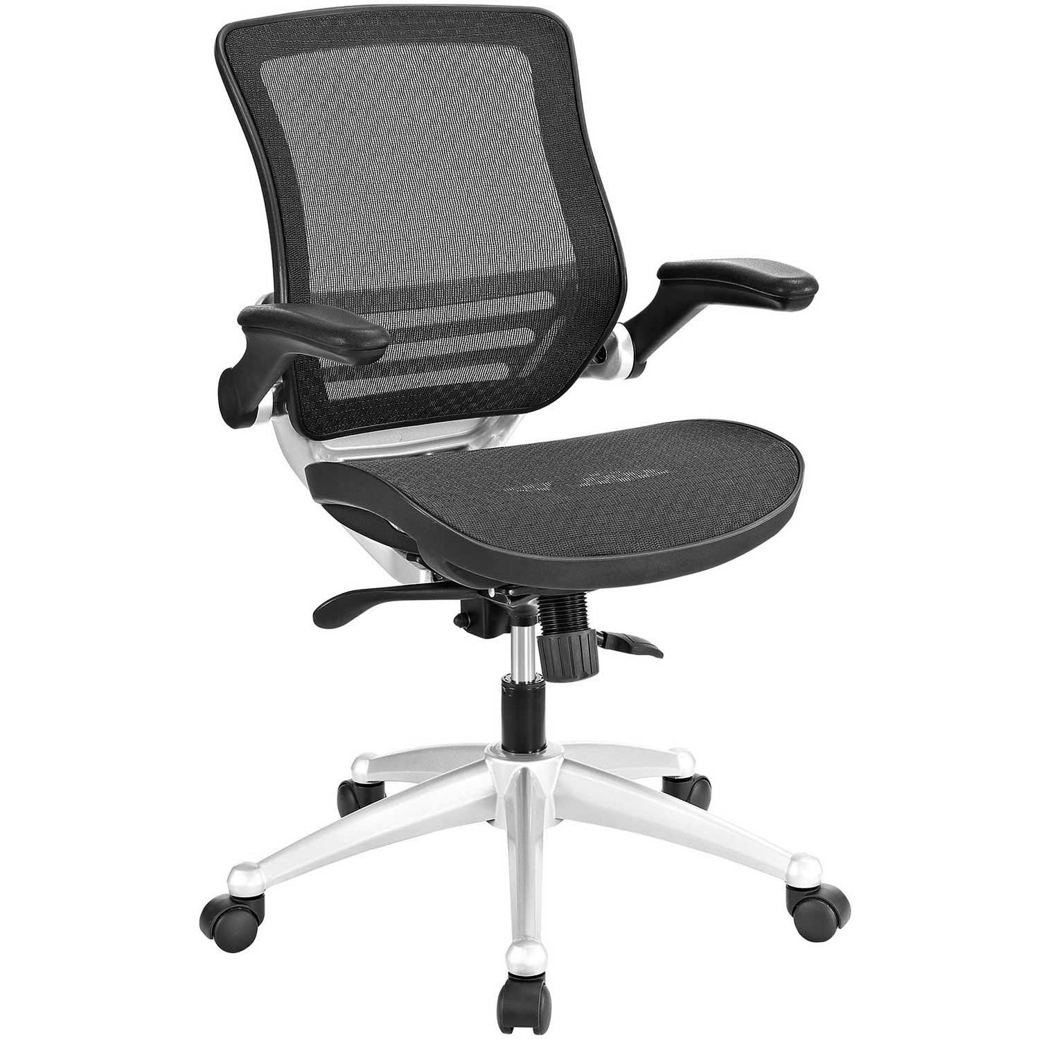 Modway Edge All Mesh Office Chair - Black