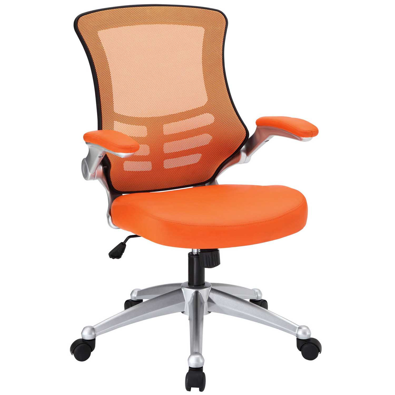 Modway Attainment Office Chair - Orange