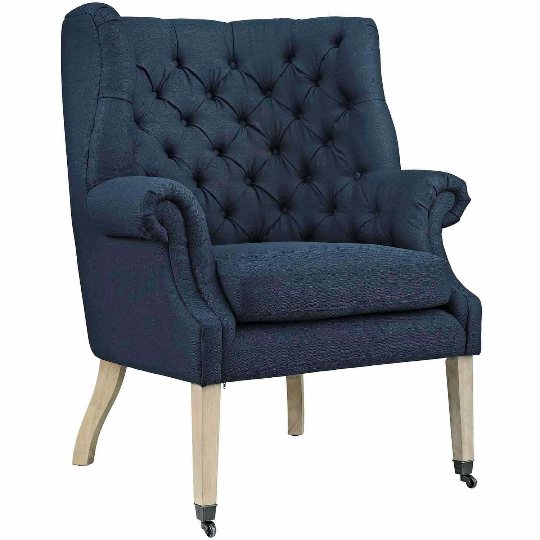 Modway Chart Lounge Chair - Azure