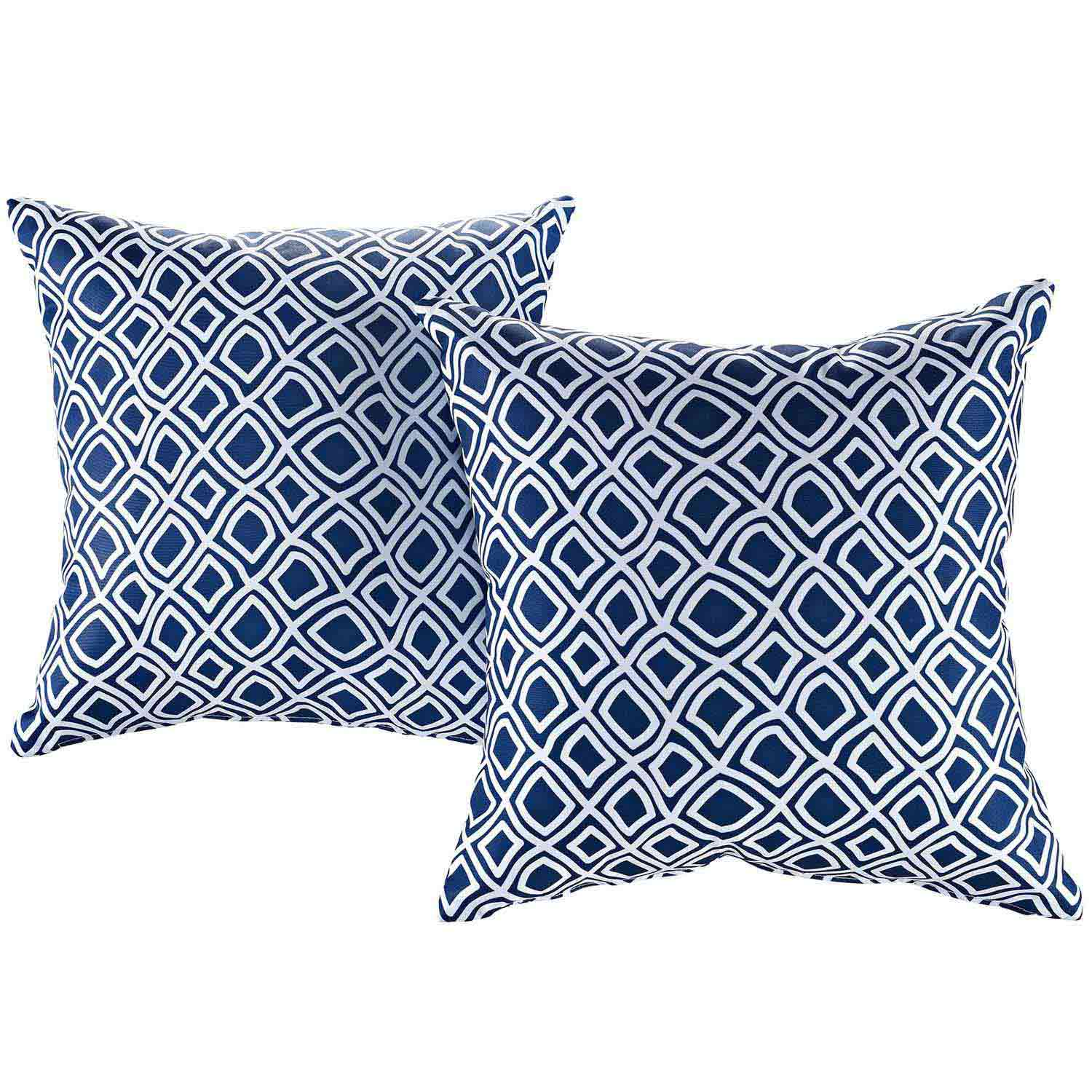 Modway Modway Two Piece Outdoor Patio Pillow Set - Balance