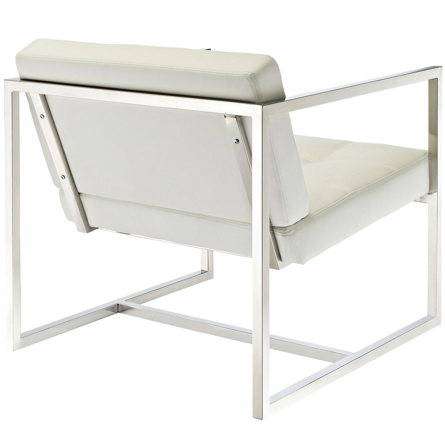 Modway Hover Lounge Chair - White