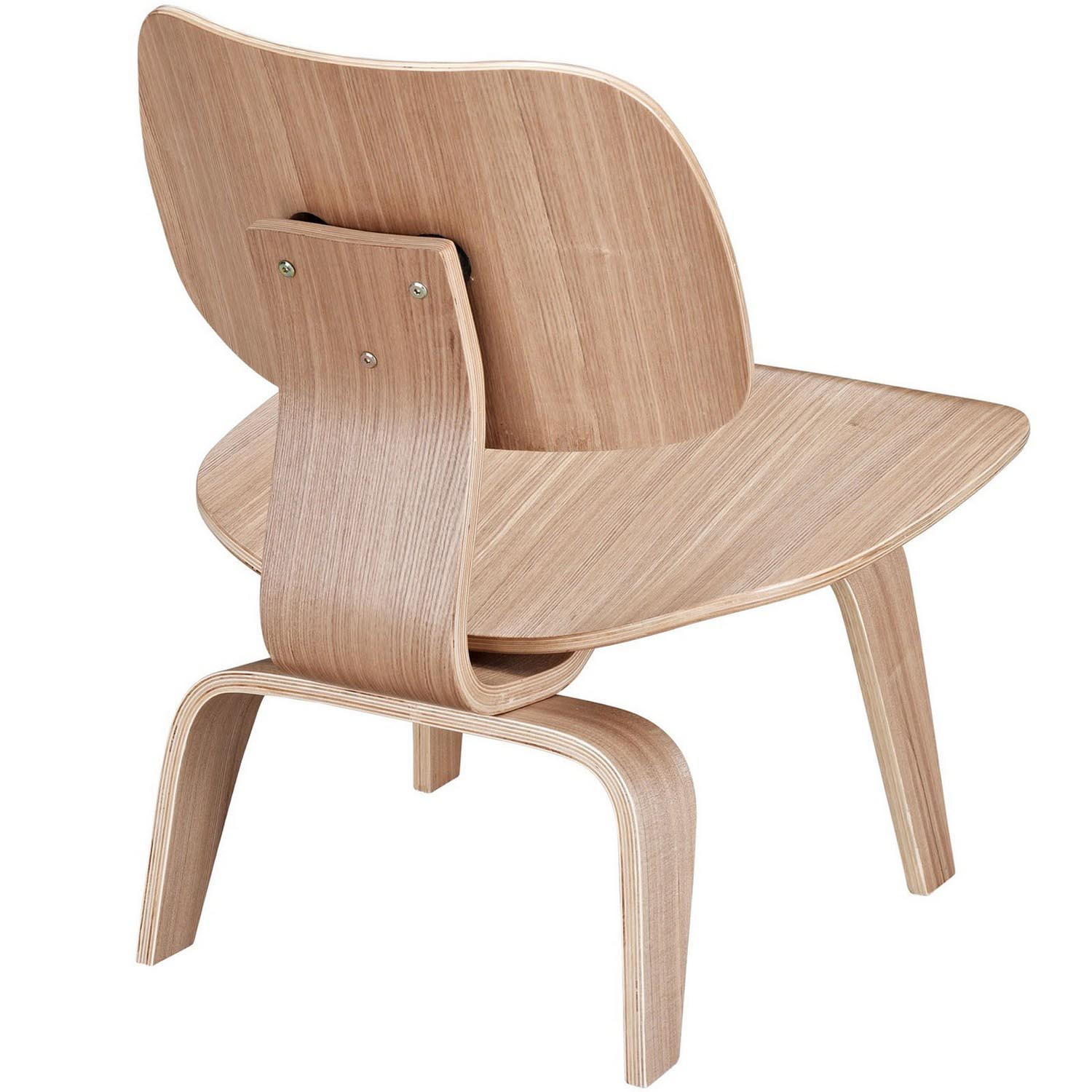 Modway Fathom Lounge Chair - Natural