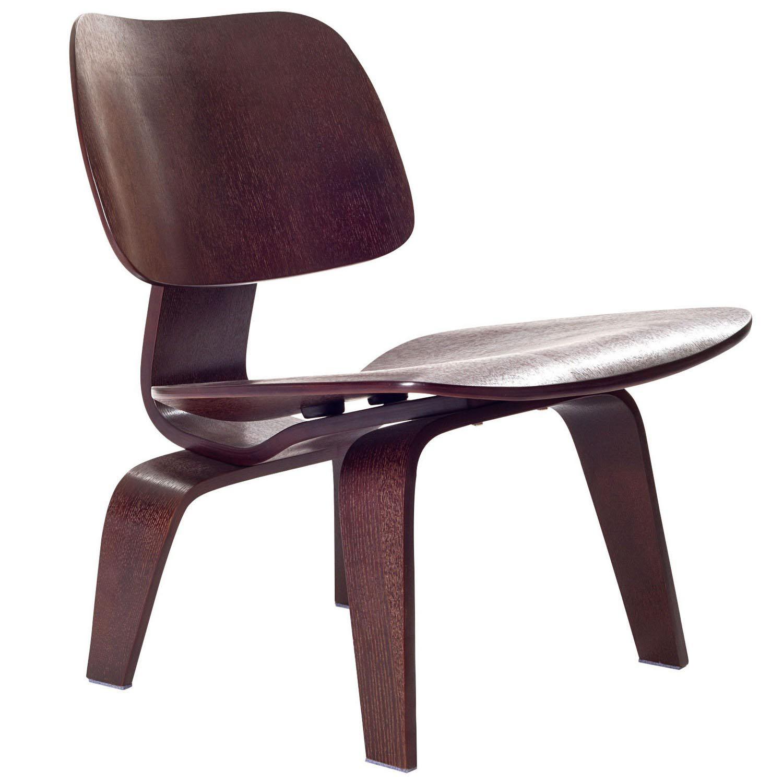 Modway Fathom Lounge Chair - Wenge