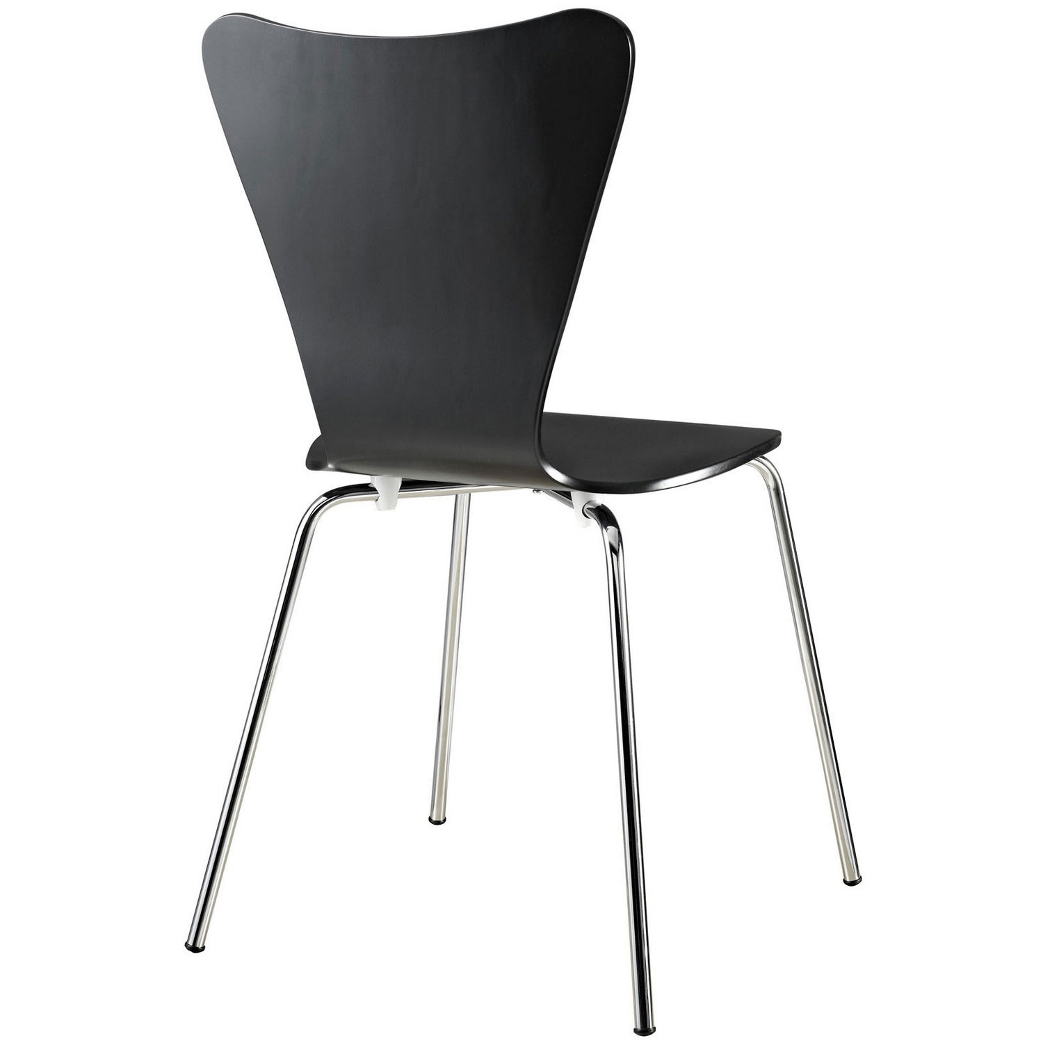 Modway Ernie Dining Side Chair - Black