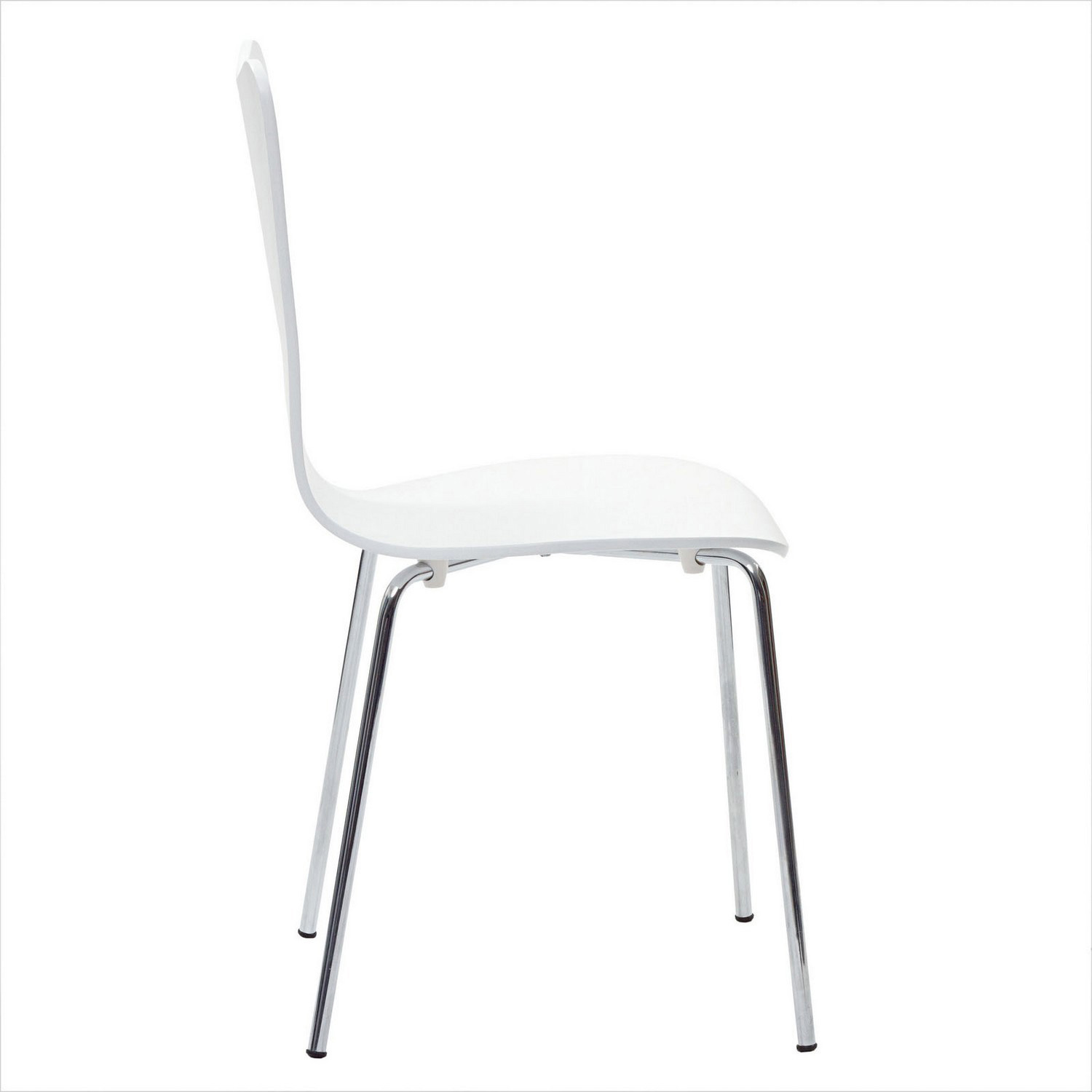Modway Ernie Dining Side Chair - White