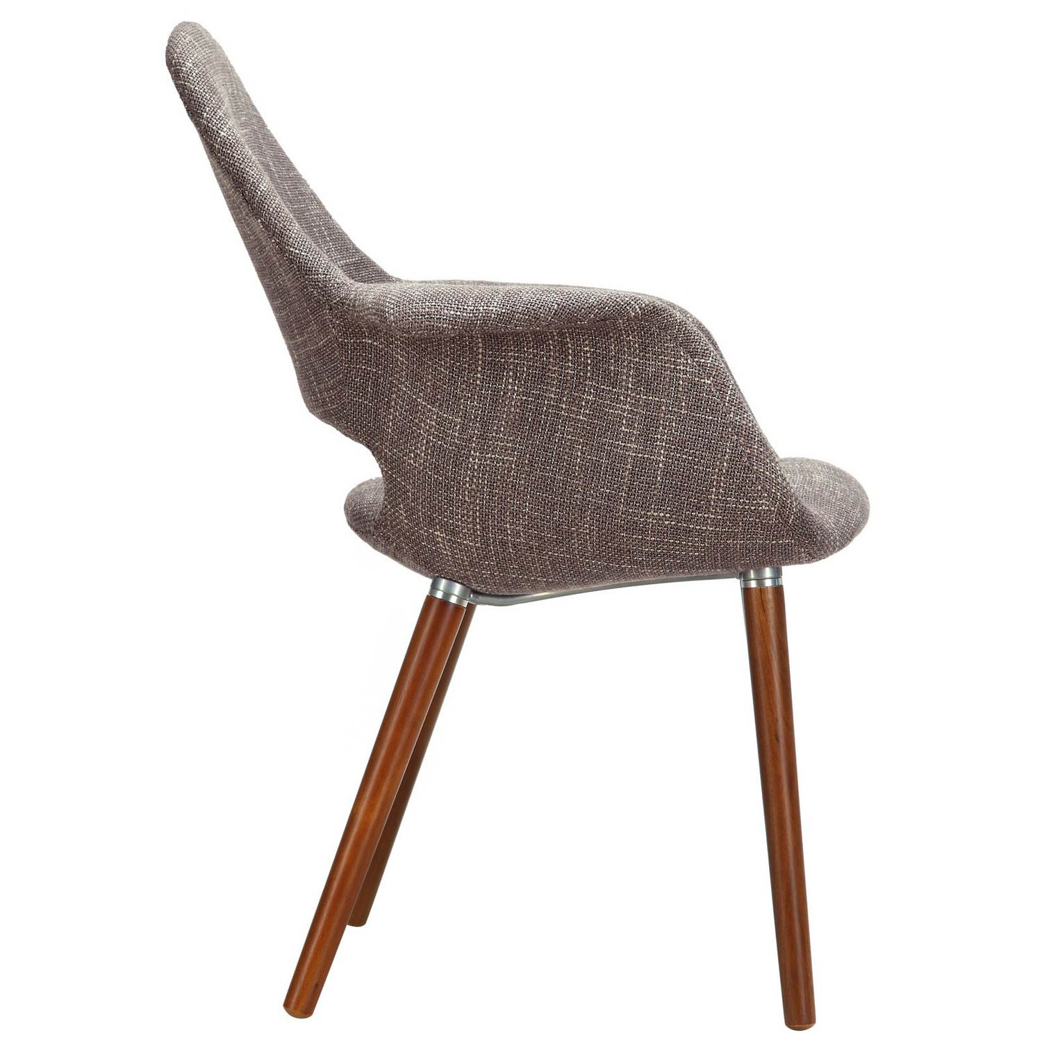 Modway Aegis Dining Armchair - Taupe
