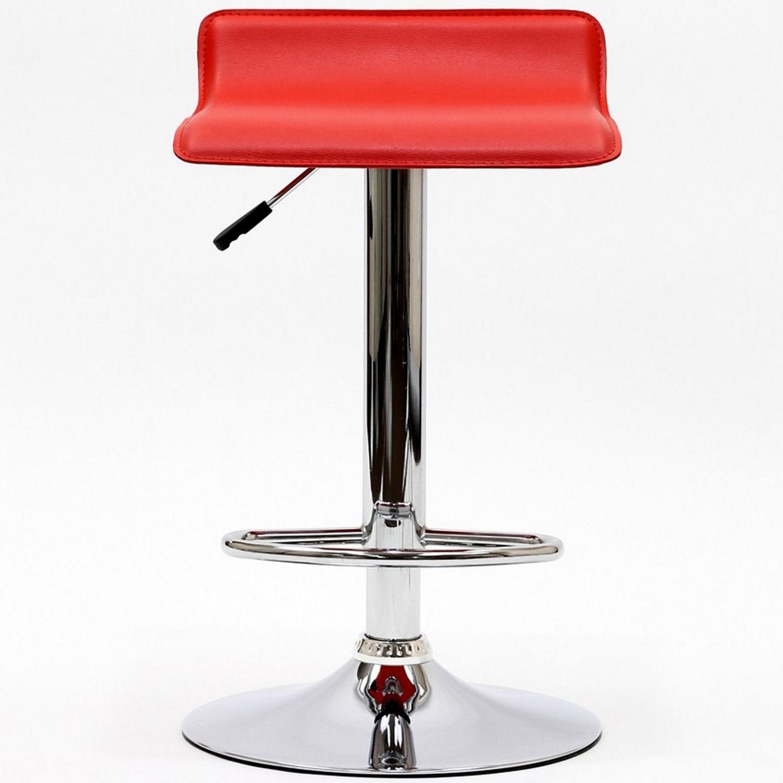 Modway Gloria Bar Stool - Red