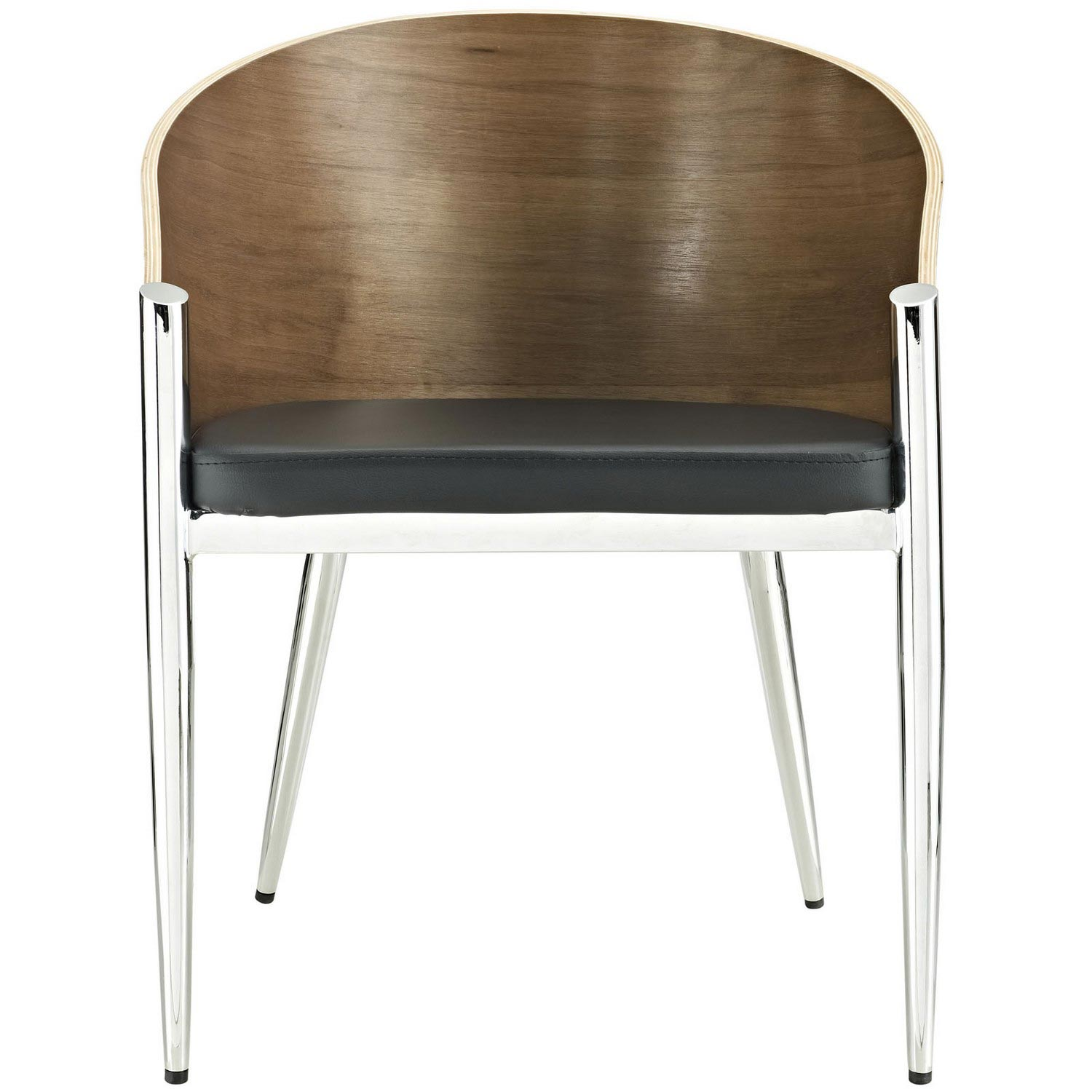 Modway Cooper Dining Armchair - Silver