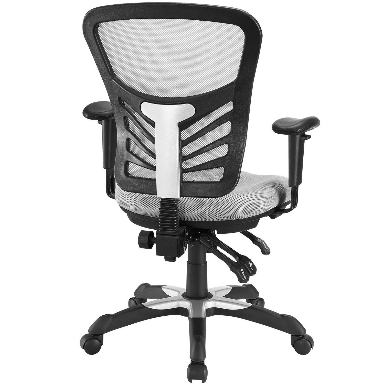 Modway Articulate Mesh Office Chair - Gray