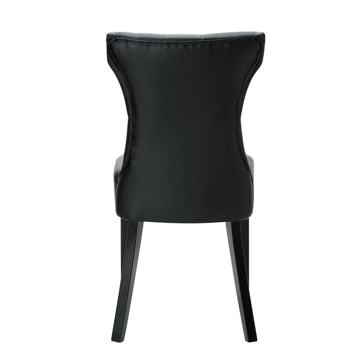 Modway Silhouette Dining Side Chair - Black