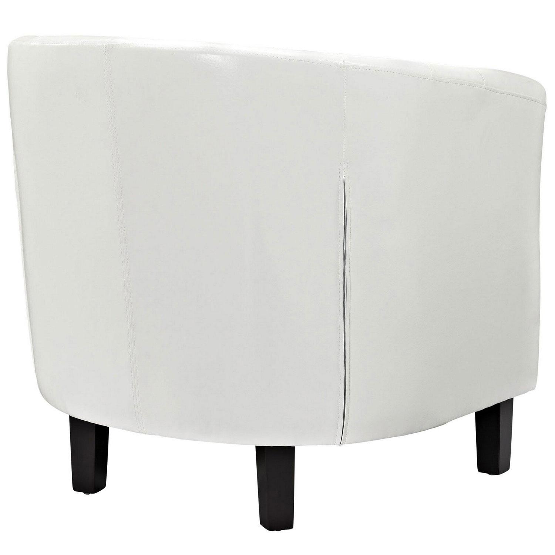Modway Prospect Armchair - White