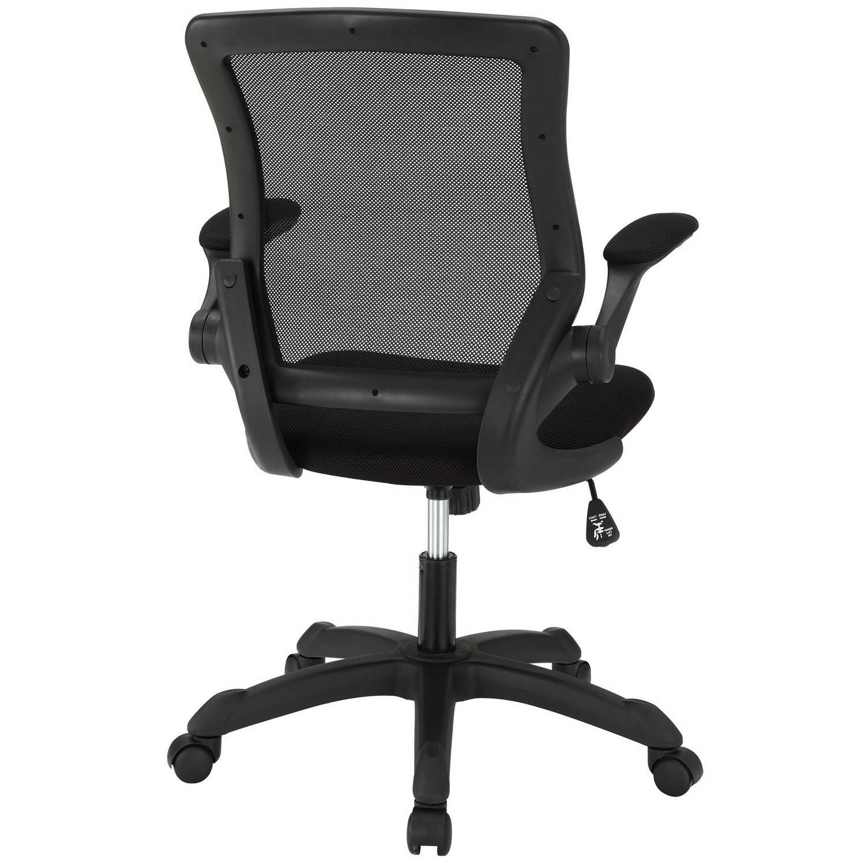 Modway Veer Mesh Office Chair - Black
