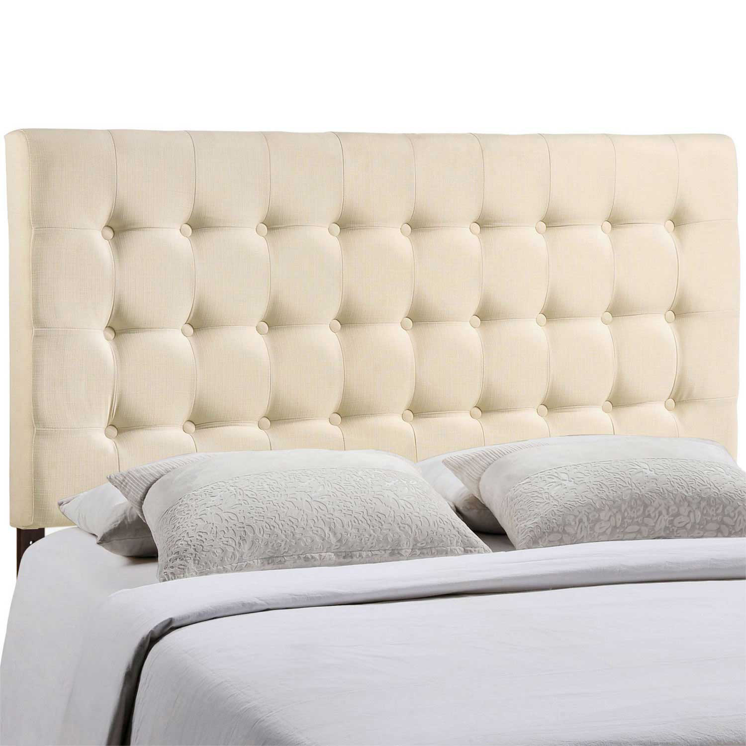 Modway Tinble Queen Headboard - Ivory