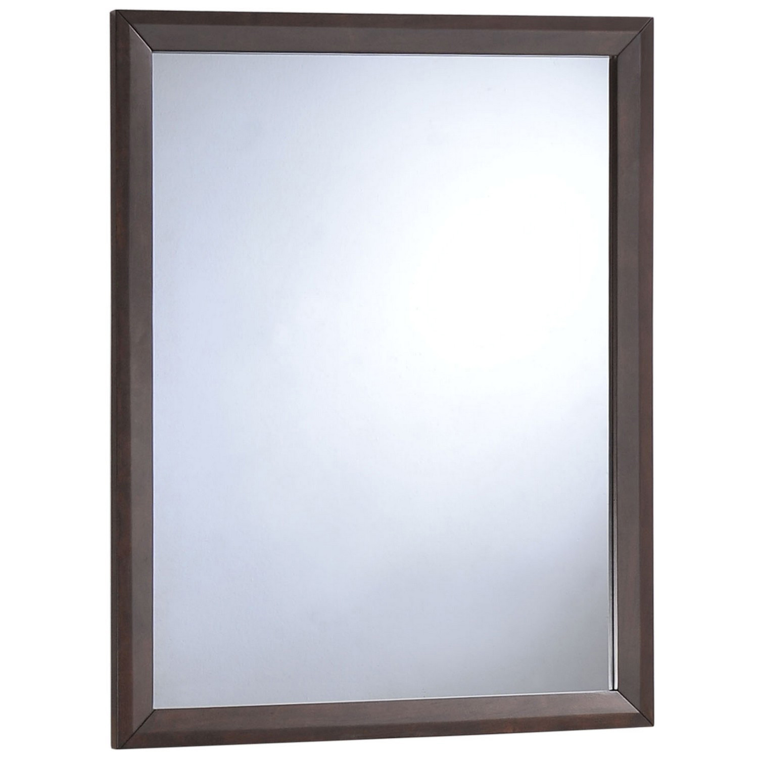 Modway Tracy Mirror - Cappuccino
