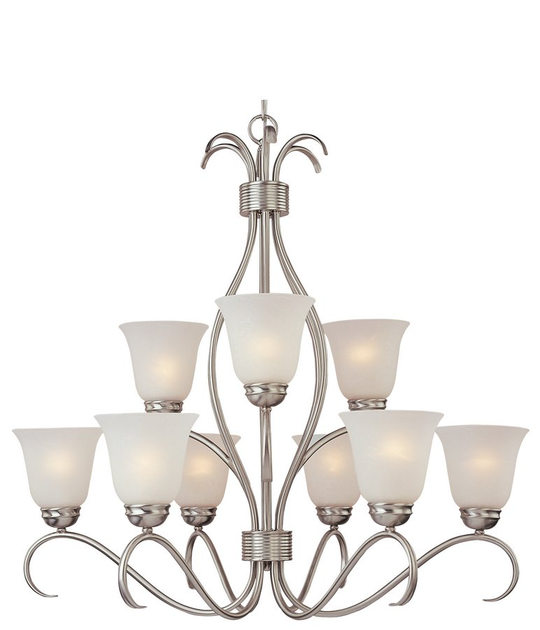 Maxim Lighting International Basix 6 - 3 Lt. Chandelier