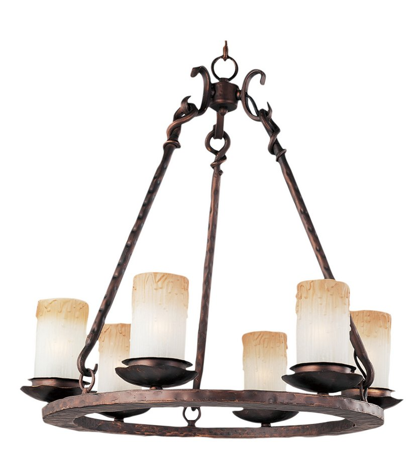 Maxim Lighting International Notredame 6 Lt Chandelier