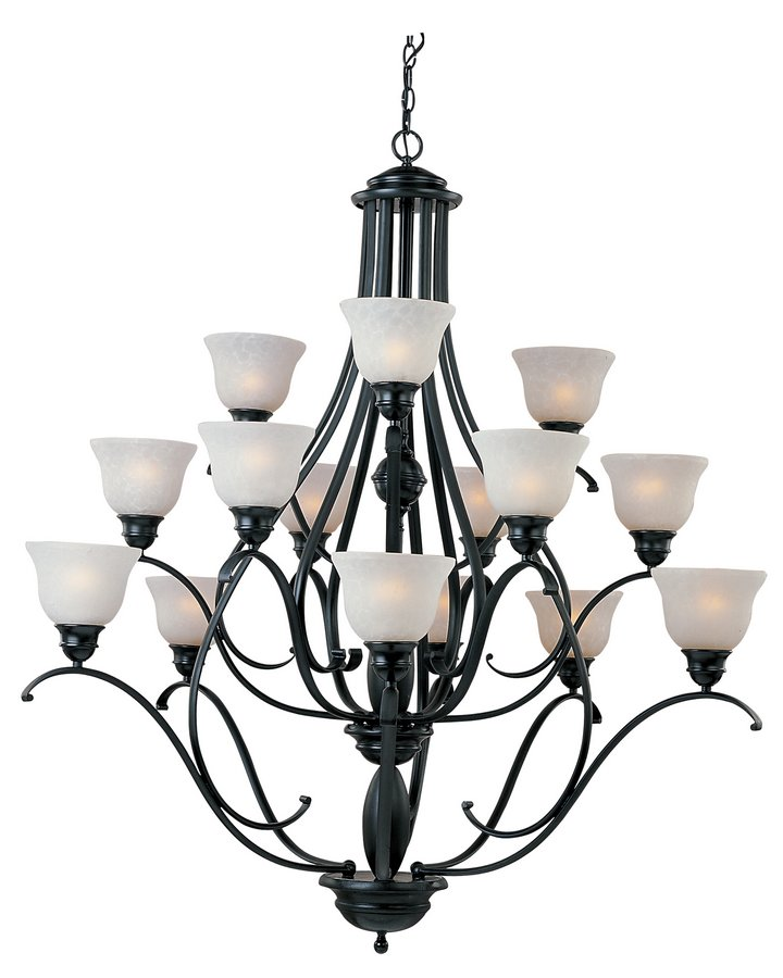 Maxim Lighting International Linda 15 Lt Chandelier