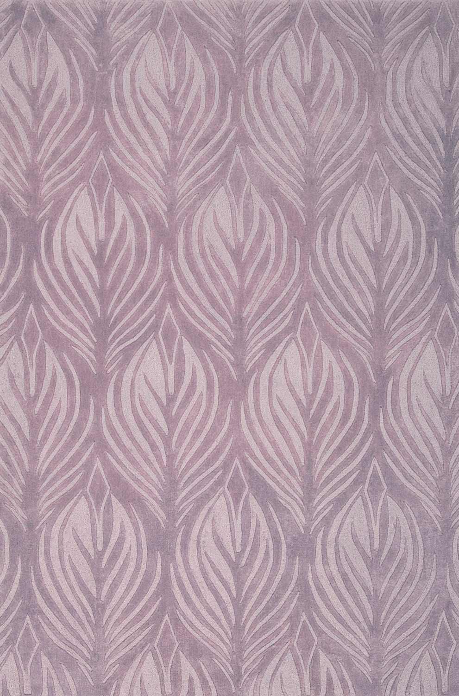 Nourison Contour CON06 Lavender Area Rug