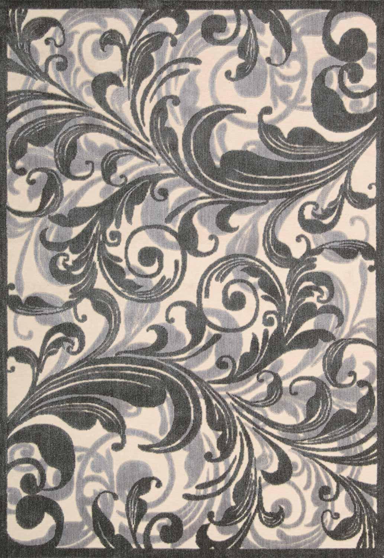 Nourison Graphic Illusions GIL01 Multi Color Area Rug