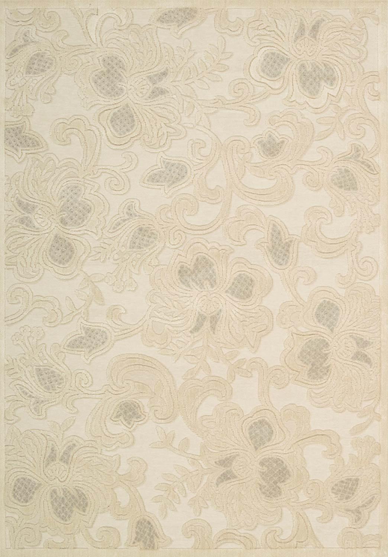 Nourison Graphic Illusions GIL02 Cream Area Rug