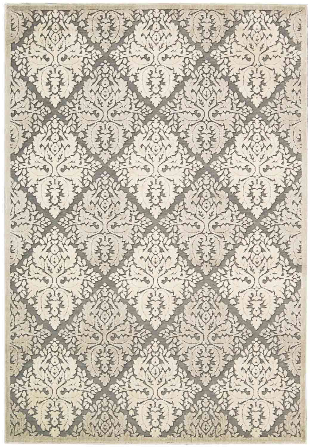 Nourison Graphic Illusions GIL08 Ivory Area Rug