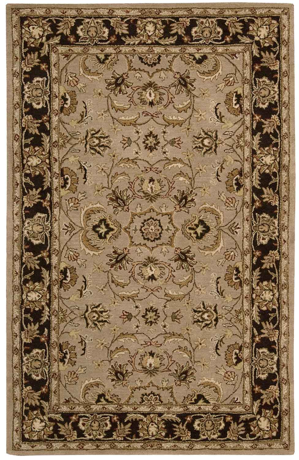 Nourison India House IH71 Taupe Area Rug