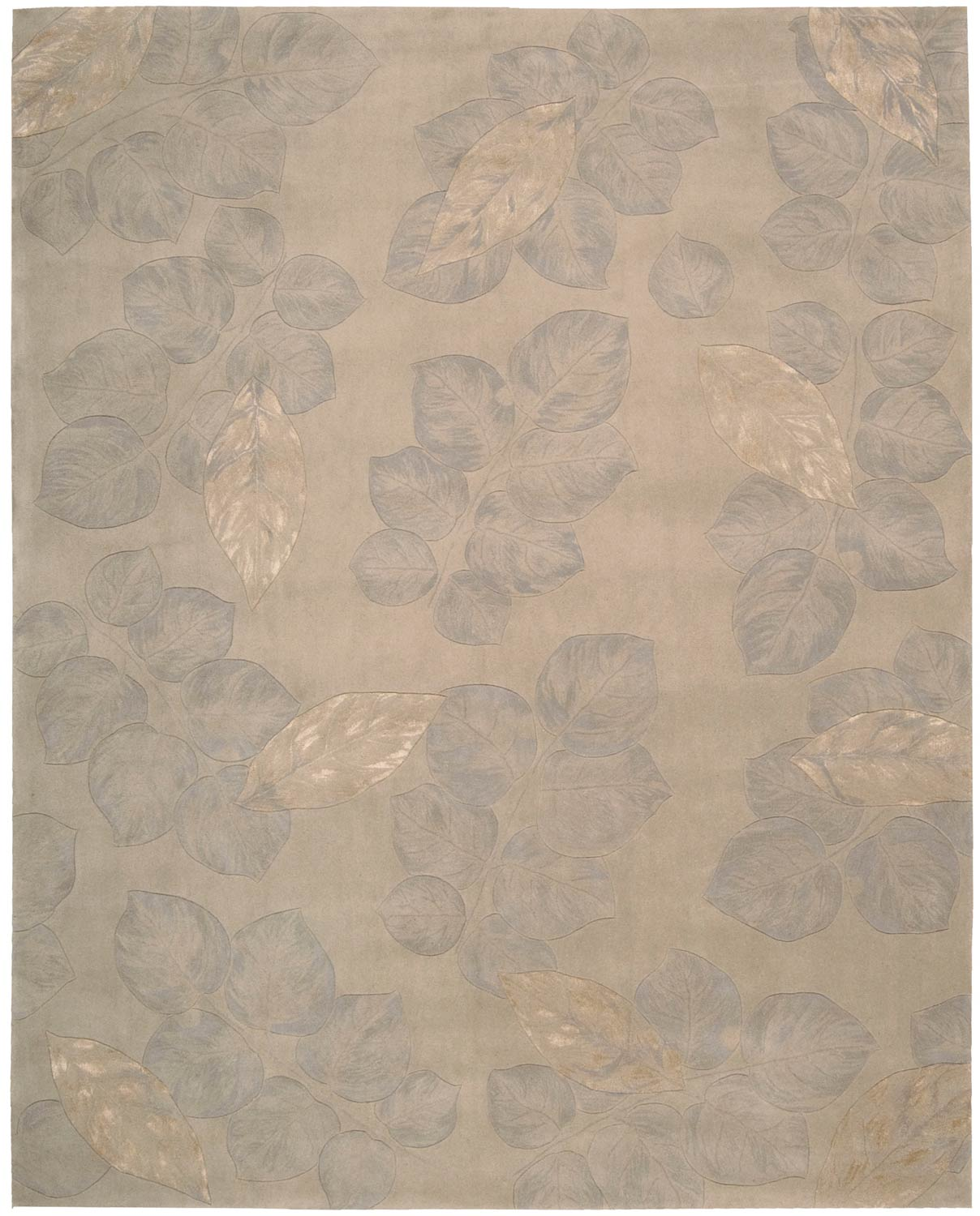 Nourison Julian JL62 Grey Area Rug