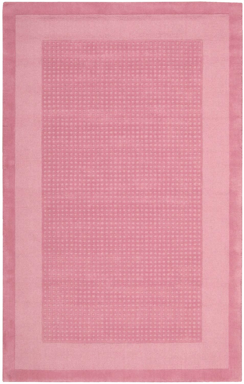 Nourison Westport WP30 Pink Area Rug