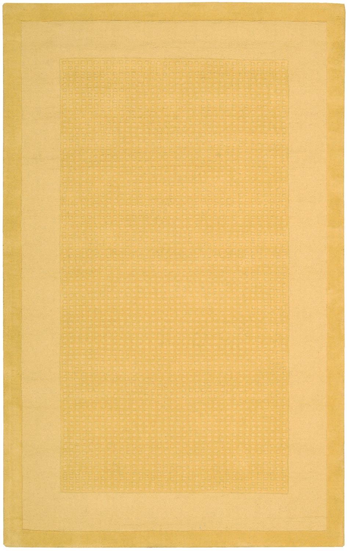 Nourison Westport WP30 Yellow Area Rug