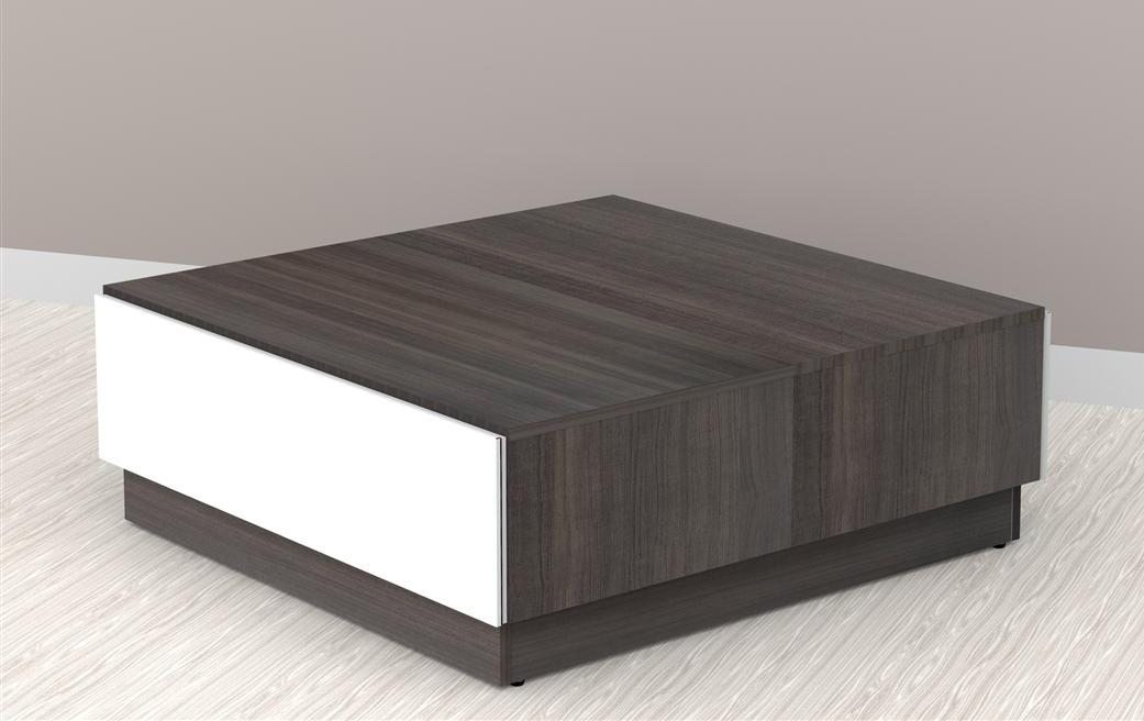 Nexera Allure Coffee Table With Hidden Storage NX 220733
