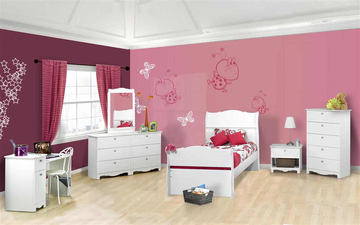 Nexera Dixie Sleigh Bedroom Collection