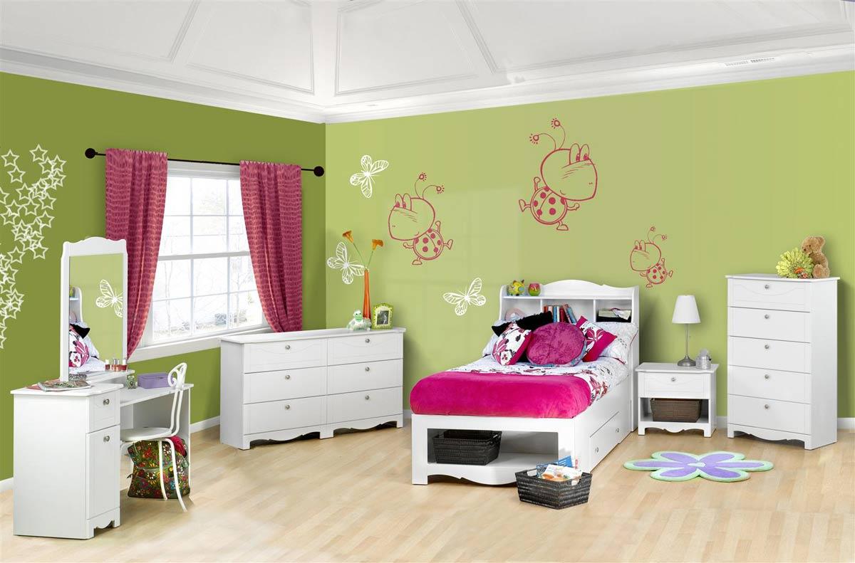 Nexera Dixie Storage Bedroom Collection