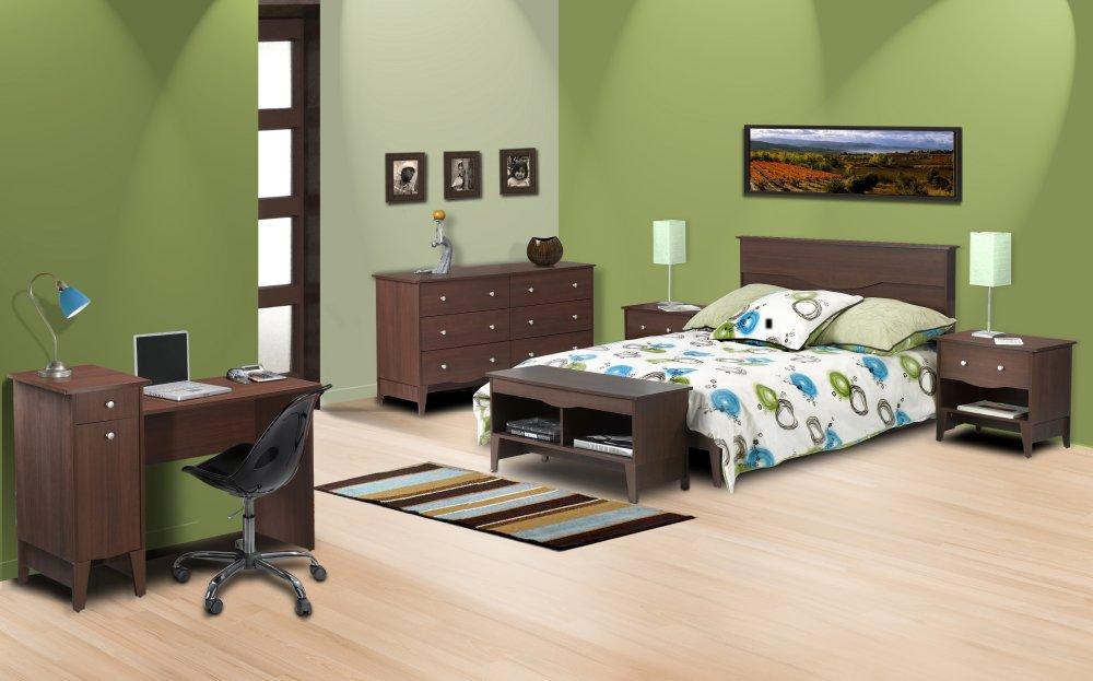 Nexera Capri Bedroom Collection