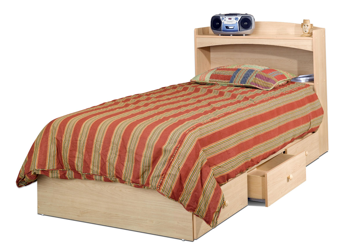 Nexera Alegria Mates Twin Bed