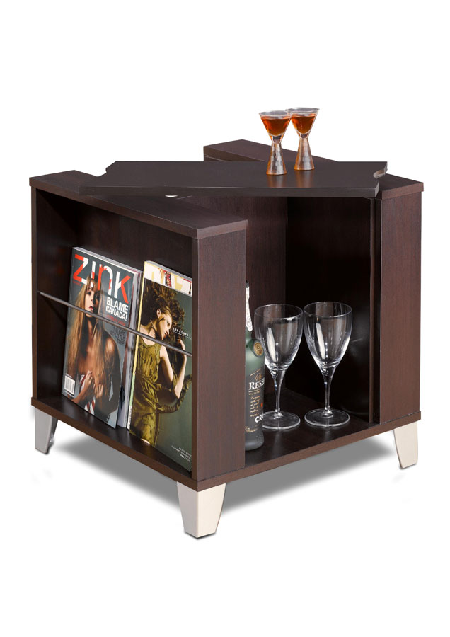 Brooklyn End Table - Nexera