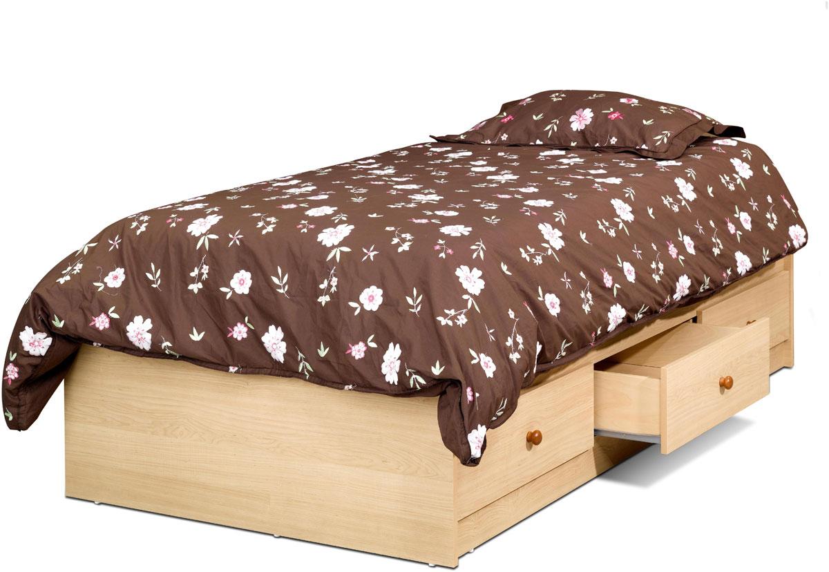 Nexera Renaissance Mates Twin Bed