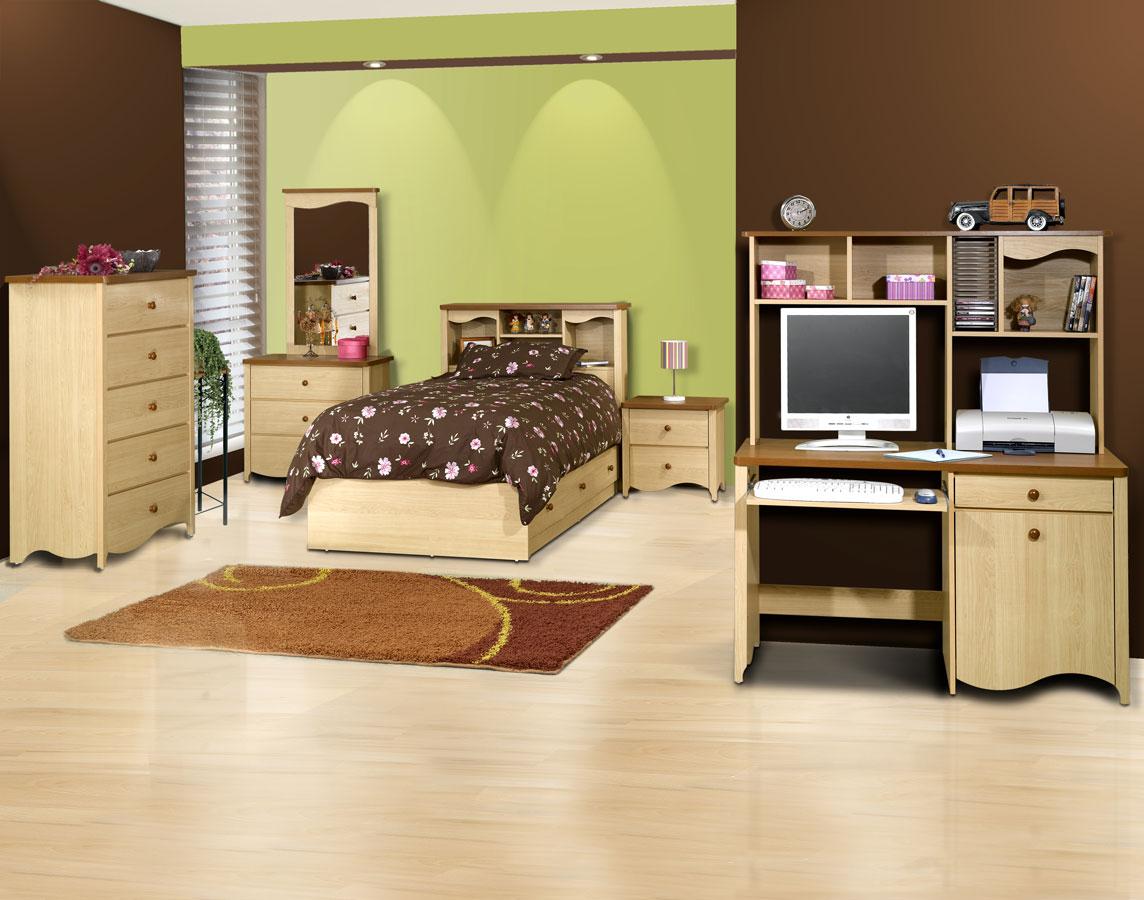 Nexera Renaissance Bedroom Collection