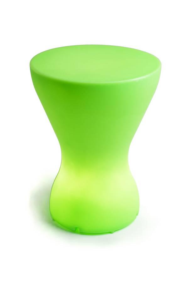 Cheap offi Bongo Lamp Stool – Misty Green