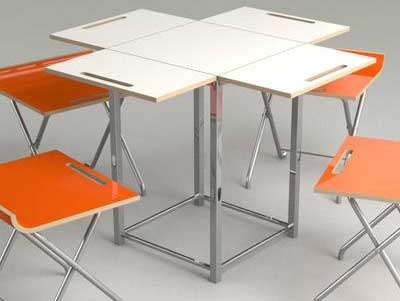 Cheap offi Paket Folding Table – Color Options