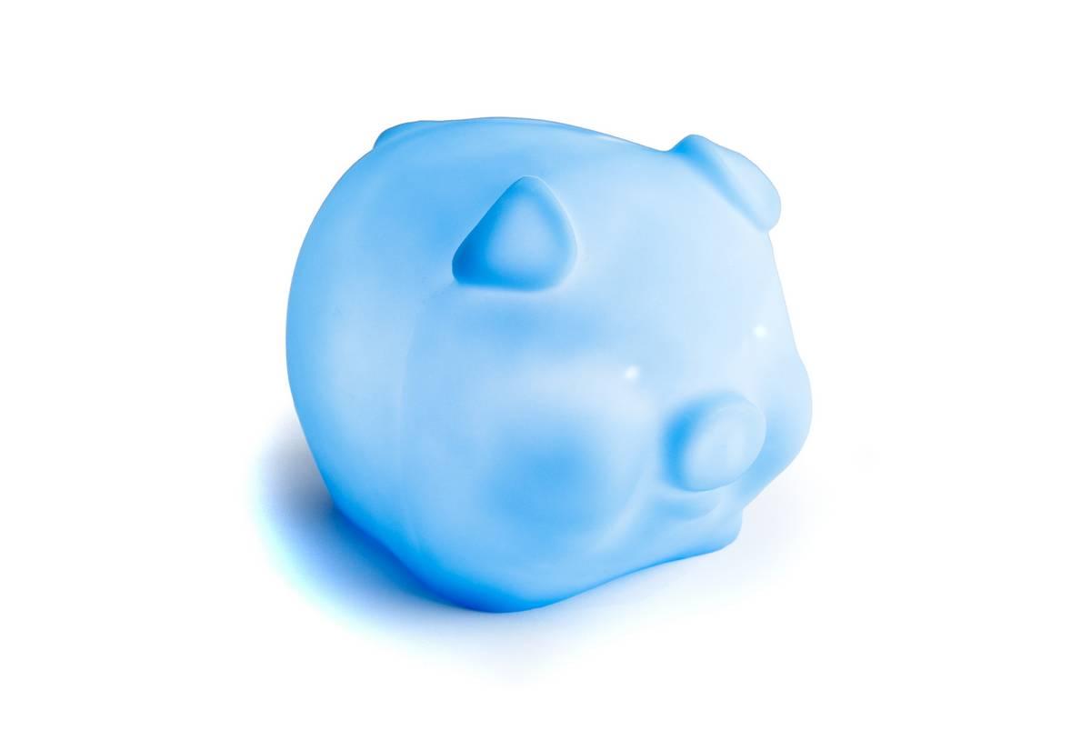 offi Piggy Mypetlamp - Sky Blue - Offi